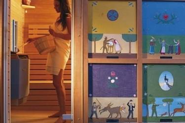 Bellevue Hotel: Sauna MARIBOR