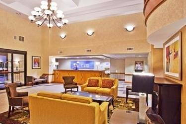 Hotel Holiday Inn Express Marietta - Atlanta Northwest: Exterior MARIETTA (GA)