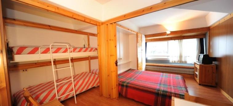 Hotel Residence Artuik: Camera con letti a castello MARILLEVA 1400 - TRENTO