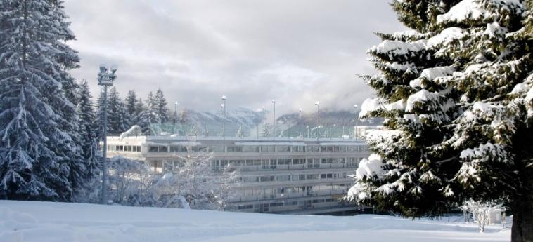 Hotel Residence Artuik: Esterno MARILLEVA 1400 - TRENTO