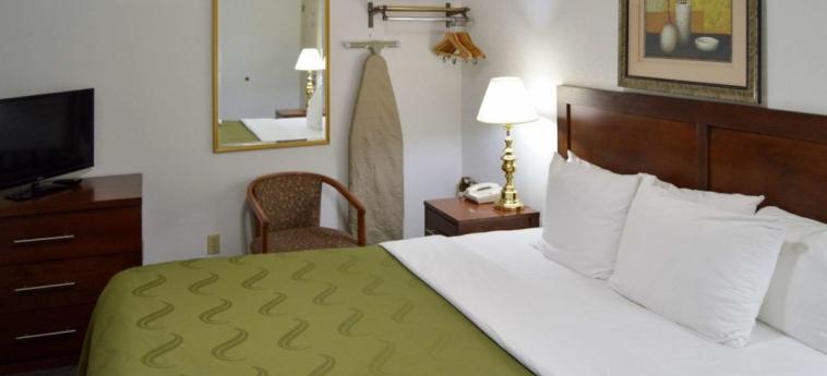 Hotel Quality Inn Yosemite Valley Gateway: Camera degli ospiti MARIPOSA (CA)