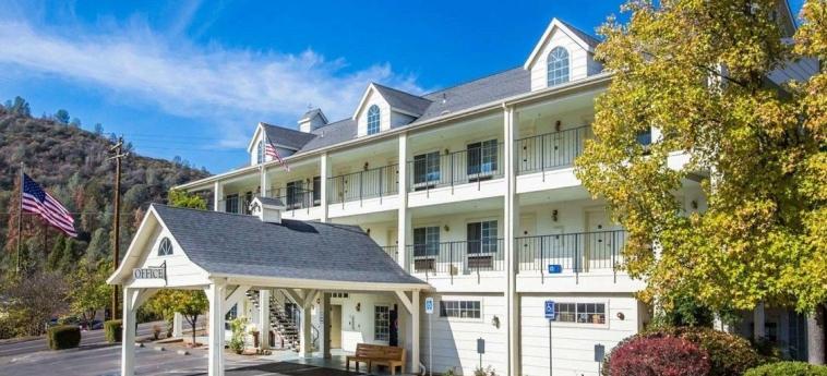 Hotel Quality Inn Yosemite Valley Gateway: Esterno MARIPOSA (CA)