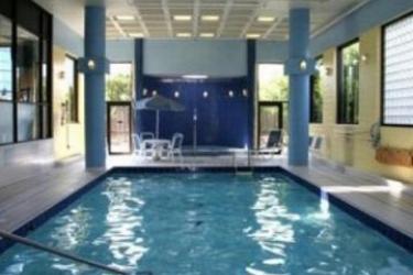 Hotel Delta Markham: Piscine Couverte MARKHAM