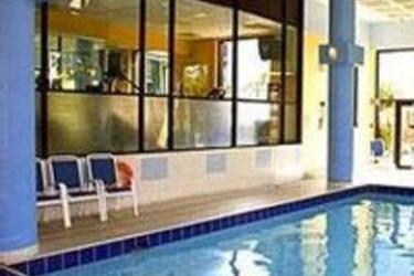 Hotel Delta Markham: Piscine Découverte MARKHAM