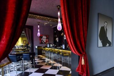 Adam Park Hotel & Spa: Bar MARRAKECH