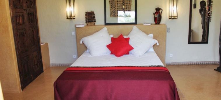 Hotel Villa 55: Gimnasio MARRAKECH