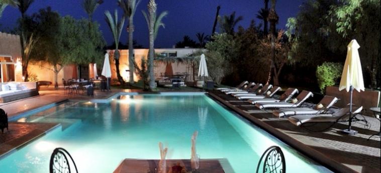 Hotel Villa 55: Piscina Exterior MARRAKECH