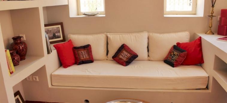 Hotel Villa 55: Sala de Desayuno MARRAKECH
