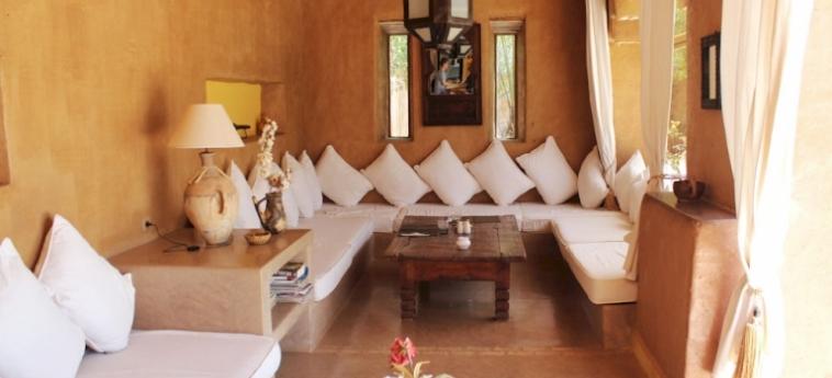 Hotel Villa 55: Salon MARRAKECH