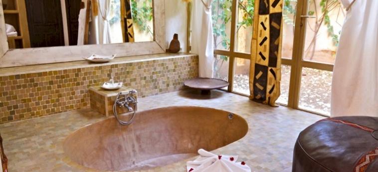Hotel Villa 55: Vista MARRAKECH