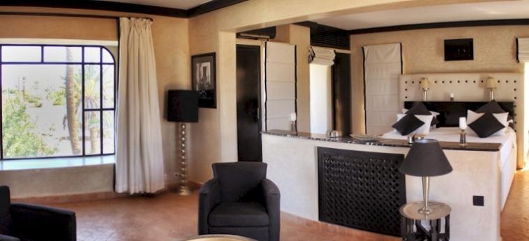 Hotel Villa 55: Lounge Bar MARRAKECH