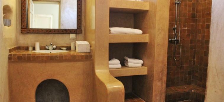 Hotel Villa 55: Piscine Couverte MARRAKECH