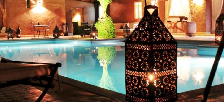 Hotel Villa 55: Piscine Découverte MARRAKECH