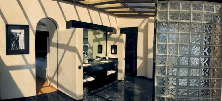 Hotel Villa 55: Salle de Bains MARRAKECH