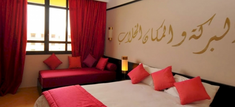 Hotel Aqua Mirage Club - All Inclusive: Chalet MARRAKECH