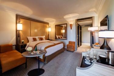 Hotel Mövenpick Mansour Eddahbi & Palais Des Congrès Marrakech: Habitación MARRAKECH
