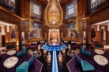 Hotel Mövenpick Mansour Eddahbi & Palais Des Congrès Marrakech: Lobby MARRAKECH