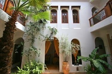 Hotel Riad Sable Chaud: Entrée MARRAKECH