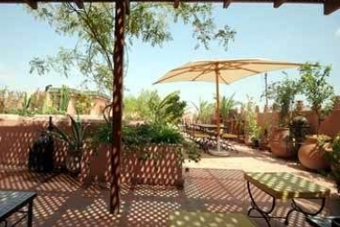 Hotel Riad Sable Chaud: Extérieur MARRAKECH