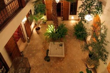 Hotel Riad Sable Chaud: Lobby MARRAKECH