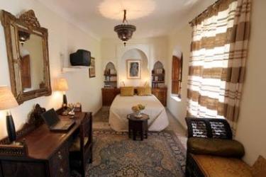 Hotel Riad Sable Chaud: Room - Guest MARRAKECH