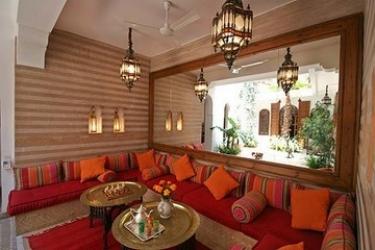 Hotel Riad Sable Chaud: Salon MARRAKECH