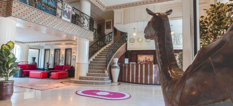Hotel Corail: Reception MARRAKECH