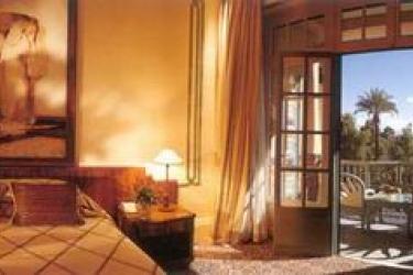 Hotel La Mamounia: Habitación MARRAKECH