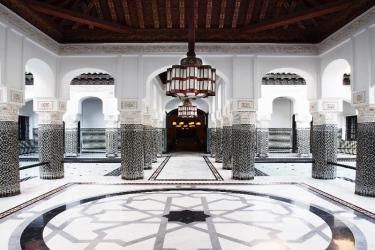 Hotel La Mamounia: Lobby MARRAKECH