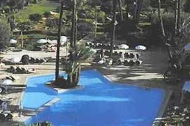 Hotel La Mamounia: Piscina Esterna MARRAKECH