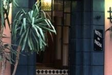 Hotel Du Pacha: Extérieur MARRAKECH