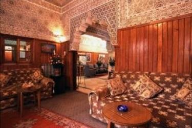 Hotel Du Pacha: Bar MARRAKECH