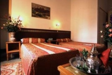 Hotel Du Pacha: Bedroom MARRAKECH
