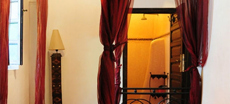 Hotel Riad Al Mamoune: Chambre Unique MARRAKECH