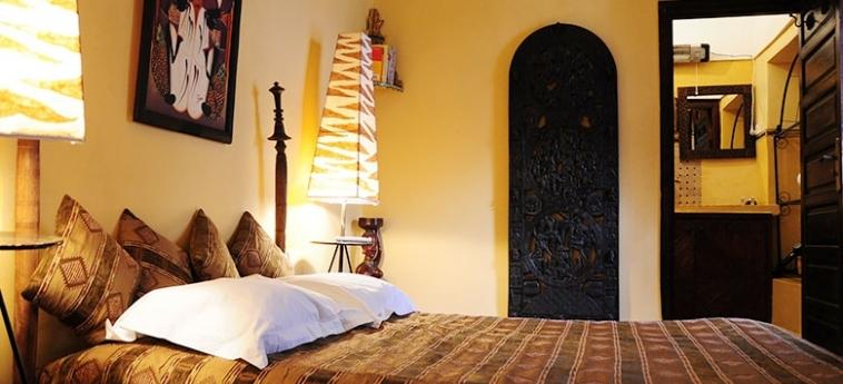 Hotel Riad Al Mamoune: Chambre MARRAKECH
