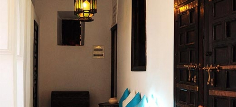 Hotel Riad Al Mamoune: Dettagli Strutturali MARRAKECH