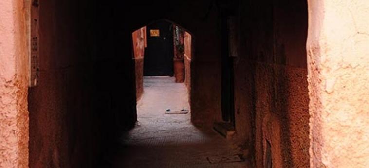 Hotel Riad Al Mamoune: Entrée MARRAKECH