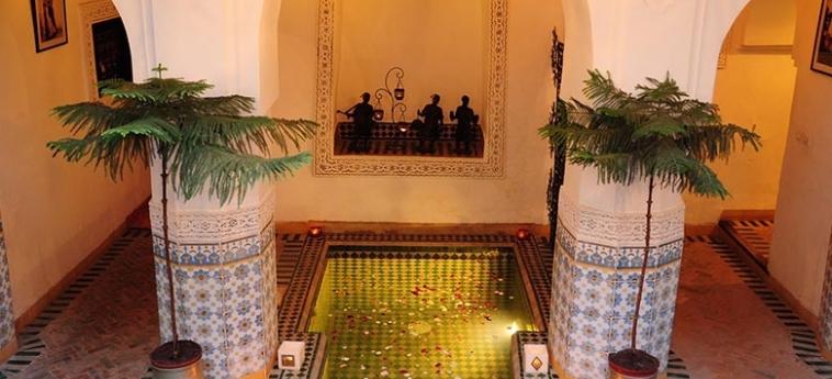 Hotel Riad Al Mamoune: Piscine chauffée MARRAKECH