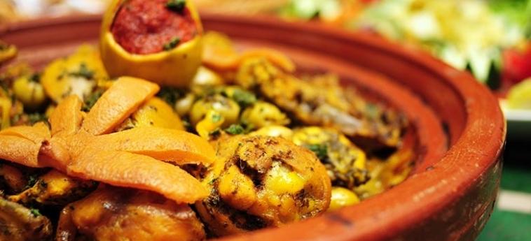 Hotel Riad Al Mamoune: Restaurant MARRAKECH