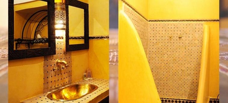Hotel Riad Al Mamoune: Salle de Bains MARRAKECH