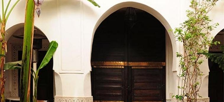 Hotel Riad Al Mamoune: Salon MARRAKECH