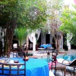 Hotel Riad Jardin Grenadine