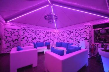 Ushuaia Hotel & Clubbing: Bar MARRAKECH