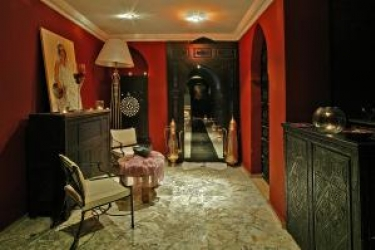 Ushuaia Hotel & Clubbing: Extérieur MARRAKECH