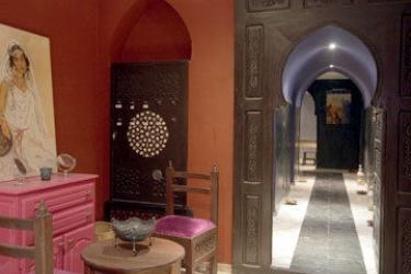 Ushuaia Hotel & Clubbing: Lobby MARRAKECH