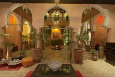 Ushuaia Hotel & Clubbing: Lounge Bar MARRAKECH