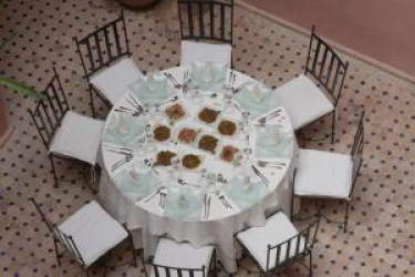 Ushuaia Hotel & Clubbing: Restaurant MARRAKECH