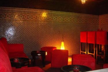 Hotel Villa Amira: Lounge Bar MARRAKECH
