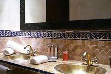 Hotel Villa Amira: Bagno MARRAKECH