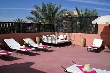 Hotel Villa Amira: Esterno MARRAKECH